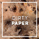 6 Dirty, Crumpled and Grainy Paper Textures