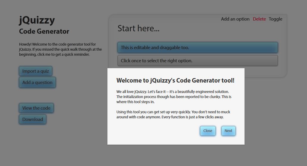 jQuizzy Classic - Complete Bundle