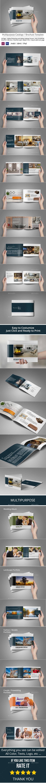 Multipurpose Brochure or Portfolio Album - Catalogs Brochures