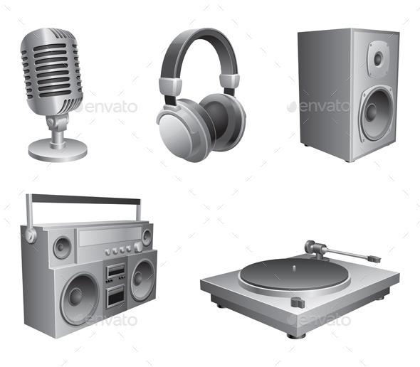 Music Equipment - Media Technology