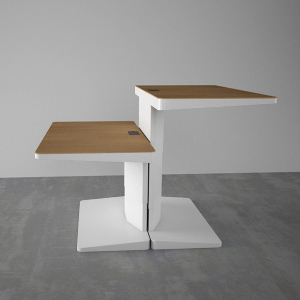 Kembo Alpha Table - 3DOcean Item for Sale
