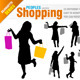 Shopping Peoples - GraphicRiver Item for Sale