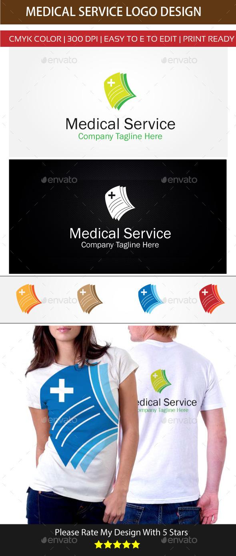 Health Service - Objects Logo Templates