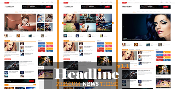 Headline – Responsive Joomla News, Magazine, Blog