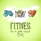 Fitness Poster - GraphicRiver Item for Sale