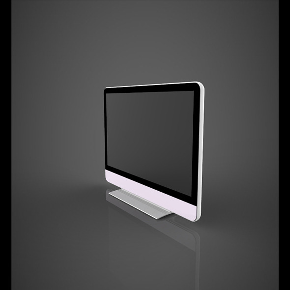 TV  3d modal - 3DOcean Item for Sale