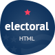 Electoral - Political Non-Profit HTML Template - ThemeForest Item for Sale