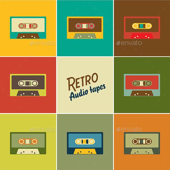 Retro Audio Tapes - Retro Technology