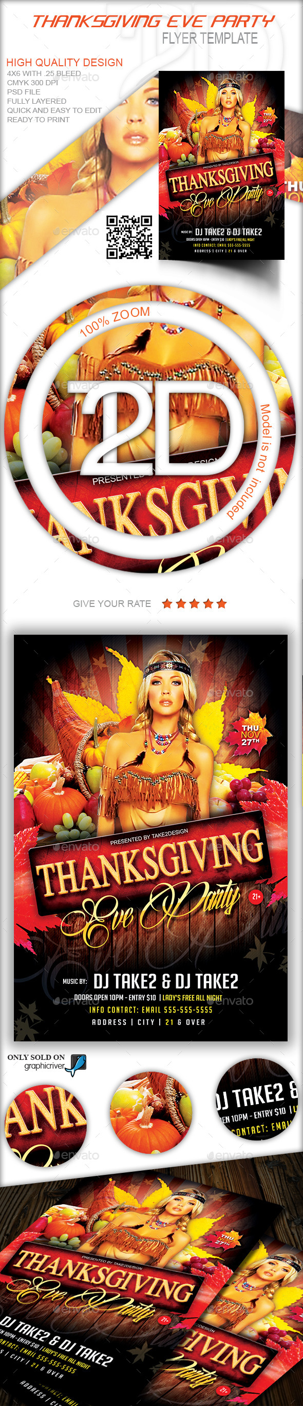 Thanksgiving Eve Party - Clubs & Parties Events