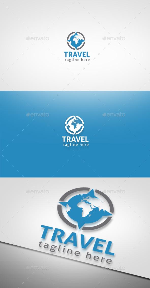 World Travel - Symbols Logo Templates
