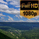 Green Mountains and Clouds - VideoHive Item for Sale