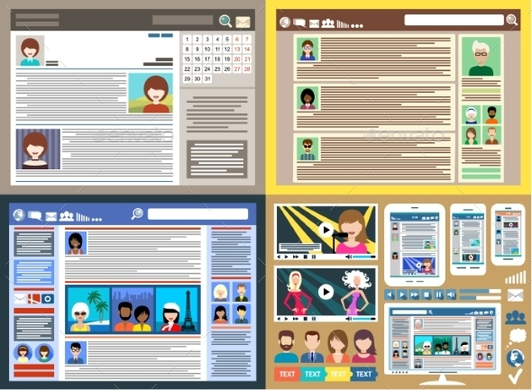 Internet Communication.  - Web Technology