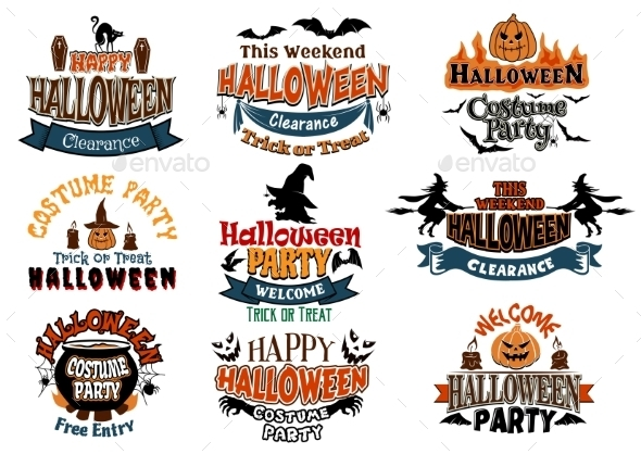 Halloween Designs - Halloween Seasons/Holidays