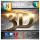 8 Modern 3D Exclusive Edition Vol.1