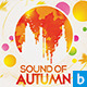 Sound of Autumn Minimal Flyer - GraphicRiver Item for Sale