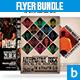 Music Flyer Bundle Vol.2 - GraphicRiver Item for Sale