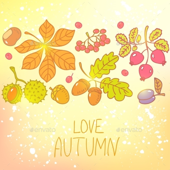 Autumn - Seasons Nature