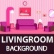 Living Room - GraphicRiver Item for Sale