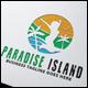 Paradise Island Logo
