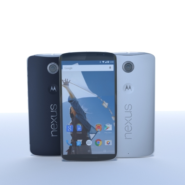 Nexus 6 - 3DOcean Item for Sale