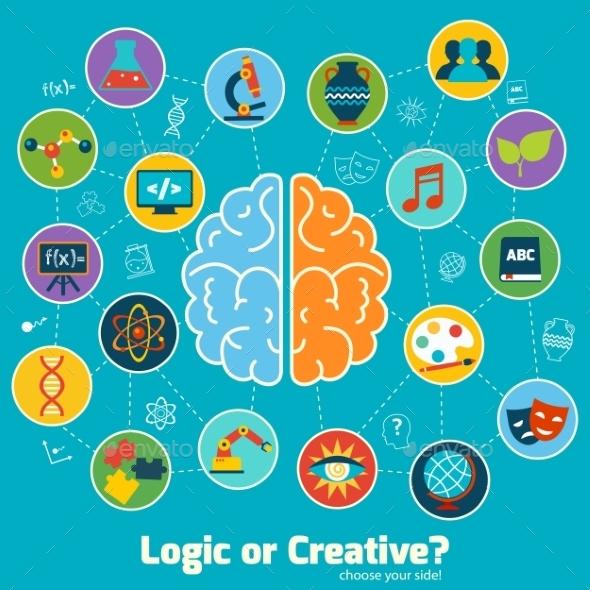 Brain Science Concept - Concepts Business