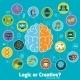 Brain Science Concept