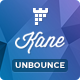 Kane - Unbounce App Landing Page Nulled