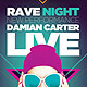 Rave Party Flyer - GraphicRiver Item for Sale