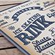 Ice Skating Rink Flyer & Invitation - GraphicRiver Item for Sale