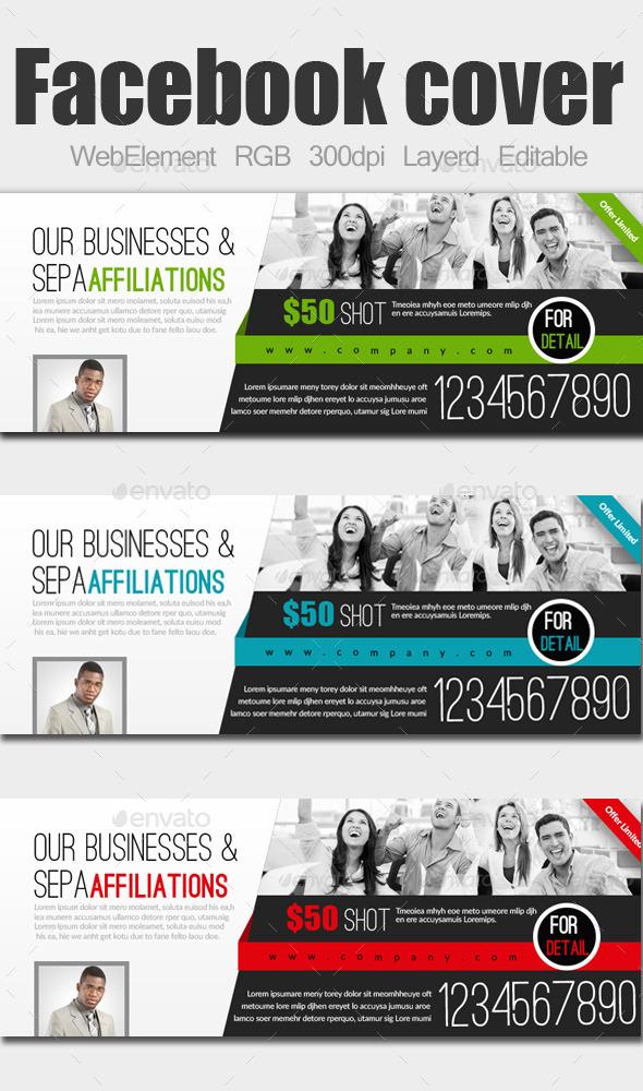 Business Facebook Cover - Facebook Timeline Covers Social Media