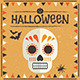 Halloween Skull - GraphicRiver Item for Sale