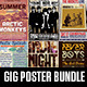 Ultimate Gig Poster Bundle 6 in 1 - GraphicRiver Item for Sale