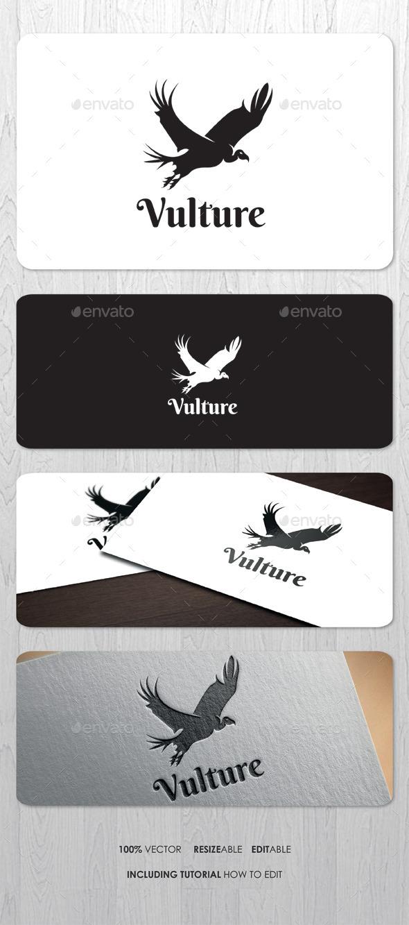 Vulture Logo - Animals Logo Templates