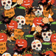 Halloween Pattern  - GraphicRiver Item for Sale