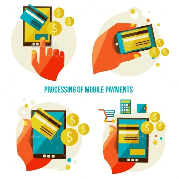 Processing of Mobile Payments - Computers Technology