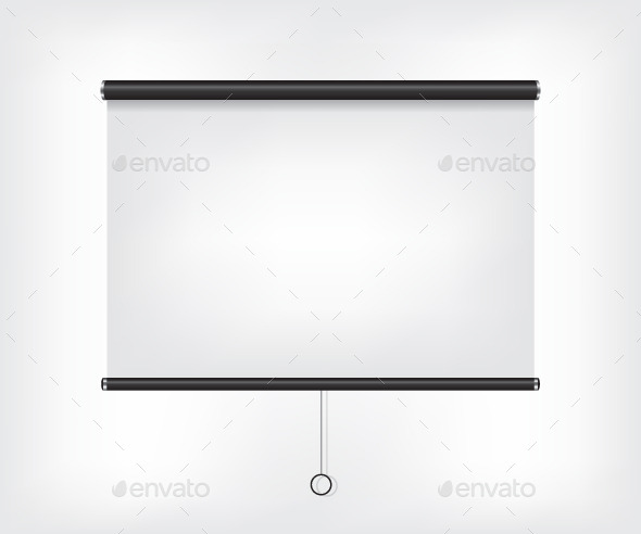Projector Blank Screen - Concepts Business