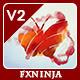 Minimal Logo V03 Ink Ident - VideoHive Item for Sale