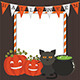 Halloween Frame - GraphicRiver Item for Sale