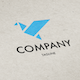 Origami Bird Logo Template - GraphicRiver Item for Sale