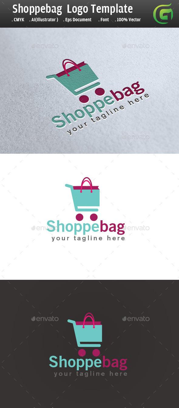 Shoppebag - Symbols Logo Templates