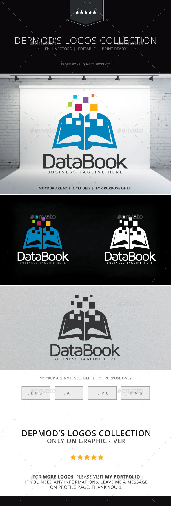 Data Book Logo