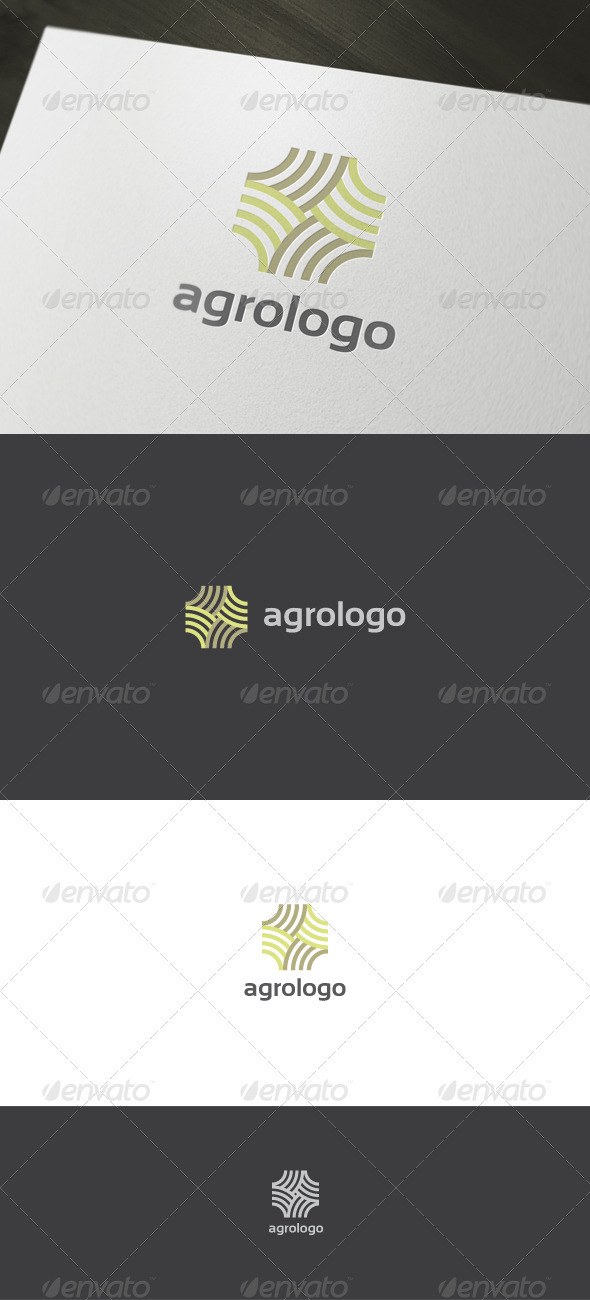 Abstract Agro Logo - Vector Abstract