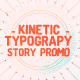 Download Kinetic Typography Pack - Story Promo from VideHive