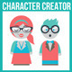 Character Creator - GraphicRiver Item for Sale
