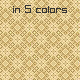 70's Old Fashion Patterns - Pack 1 - GraphicRiver Item for Sale