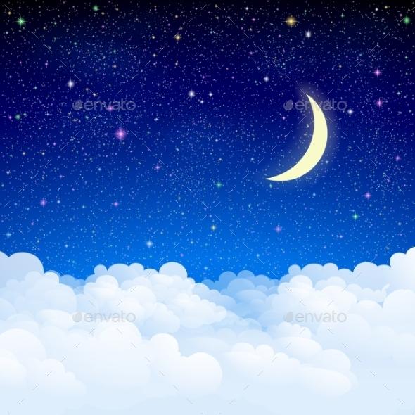 Night Sky - Nature Conceptual