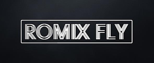 Aj romixfly front profile