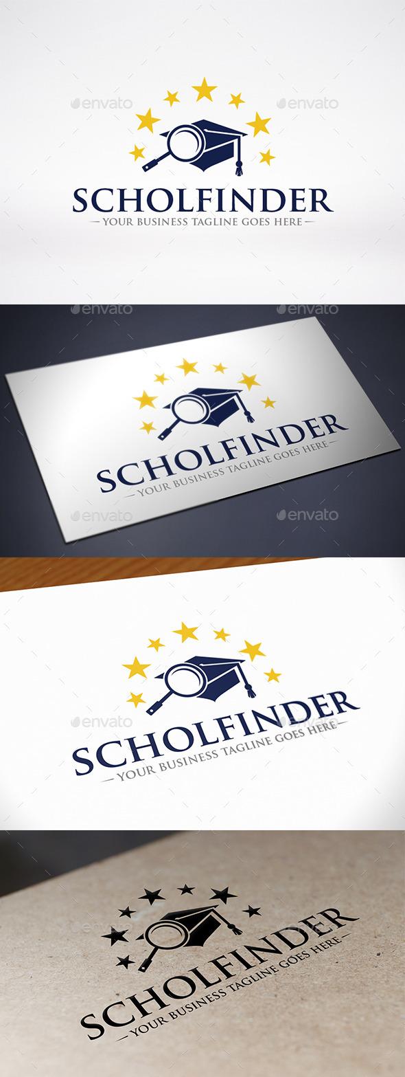 University Finder Logo Template - Crests Logo Templates
