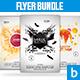 Party Flyer Bundle Vol.2 - GraphicRiver Item for Sale
