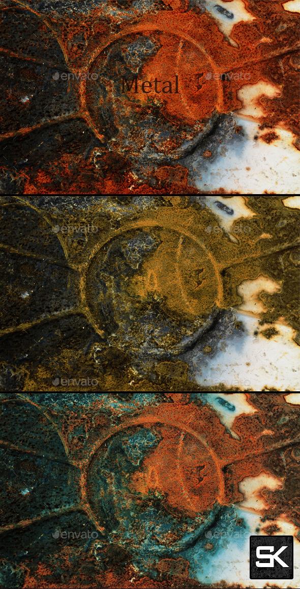 Metal - Metal Textures
